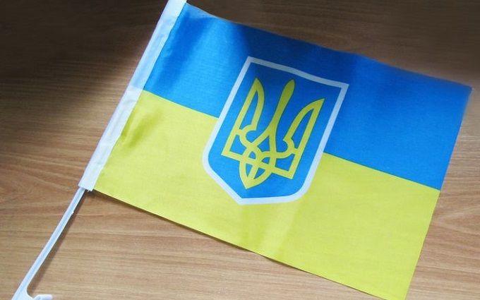 У Мінську чоловіка побили за прапор України: опубліковано відео