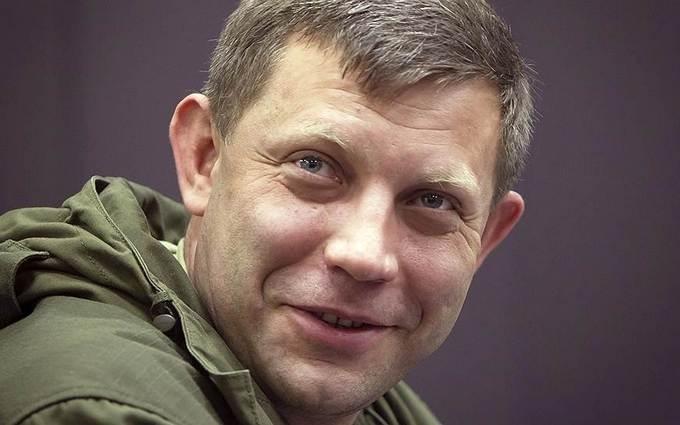 Ватажок ДНР підтримав Московський патріархат: опубліковано відео