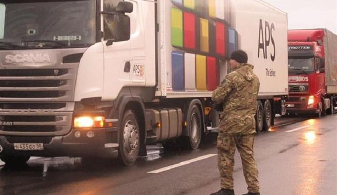 Украину официально закрыли для российских фур