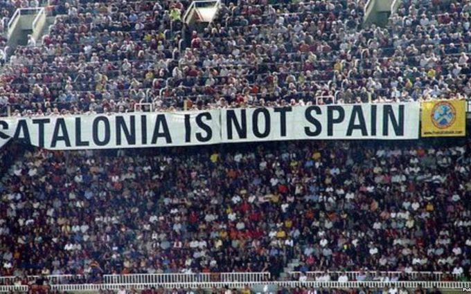 Отделение Каталонии от Испании: появились результаты референдума