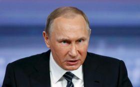 Циничный акт агрессии: Путин выступил с громким заявлением из-за ударов по Сирии