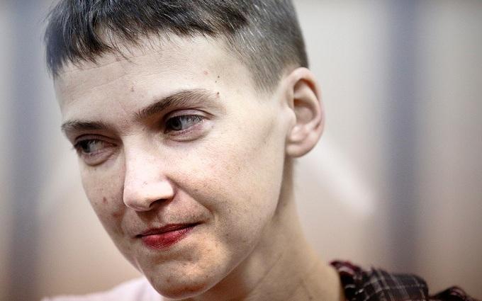 Российский суд дал Савченко 22 года