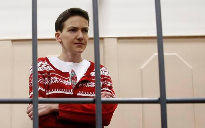Украинские врачи Савченко уехали из России, так и не встретившись с ней