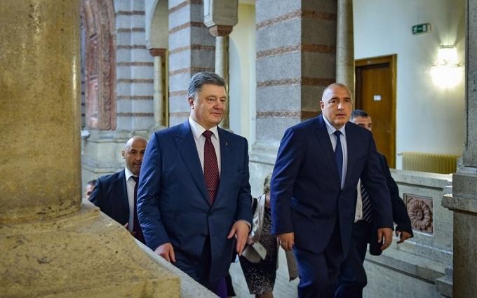 Візит Порошенка до Болгарії: Путіну відправили чітке послання