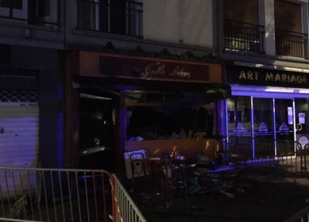 У Франції в барі спалахнула пожежа, є загиблі: з'явилися фото та відео (1)