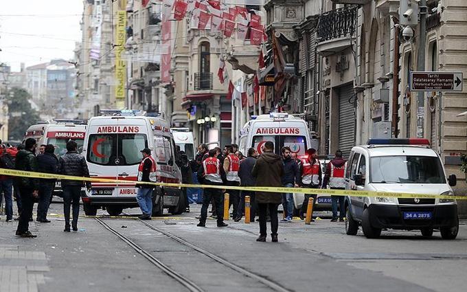 У Туреччині уточнили національність всіх загиблих у теракті