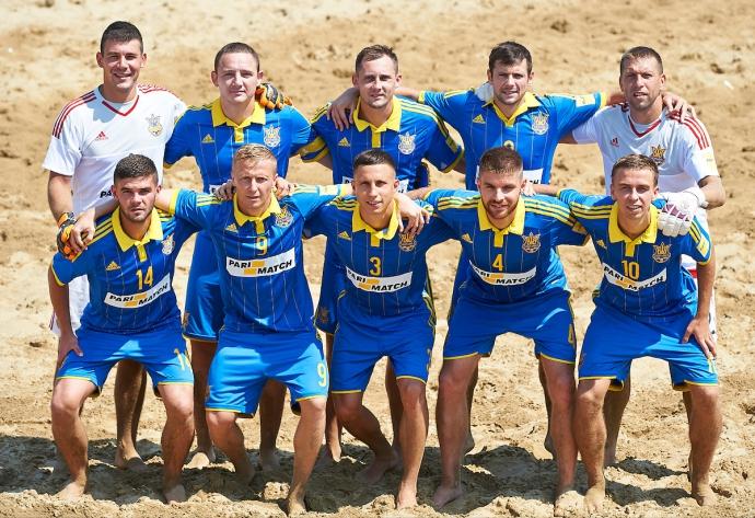 Українські футболісти виграли суперфінал Євроліги: опубліковано відео (1)
