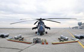 В оккупированном Крыму упал вертолет - что случилось
