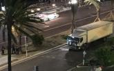 Жуткий теракт в Ницце: появилось видео момента и первых секунд атаки