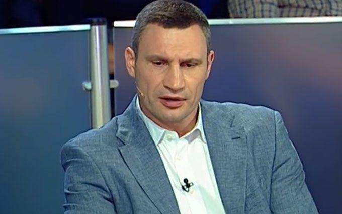 Віталій Кличко назвав помилку, якої припустився під час чемпіонського бою Володимира: опубліковано відео