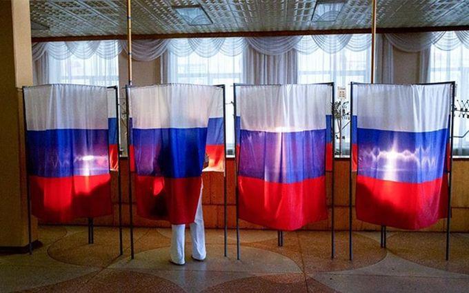 """Вибори в Росії: путінська """"Єдина Росія"""" претендує на конституційну більшість"""