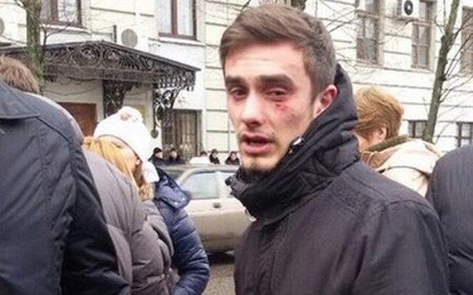 На митинге против Шокина в Харькове разгорелась драка: опубликованы фото