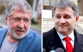 Це Аваков та Коломойський: в НАБУ озвучили резонансні звинувачення