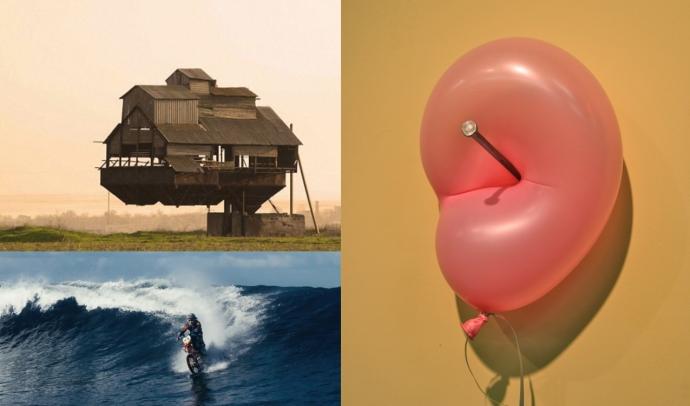 Подборка невероятных снимков, которые ломают все известные законы физики (20 фото)