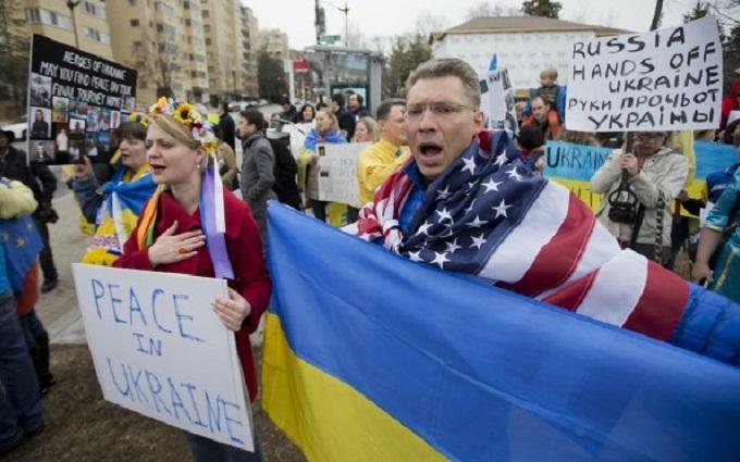 Американская писательница об Украине: Мы не должны забывать о ее борьбе