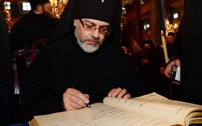 ПЦУ може стати патріархатом: екзарх Константинополя назвав умову