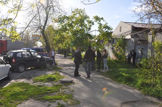 В Николаеве от взрыва гранаты погиб мужчина: опубликованы фото (1)
