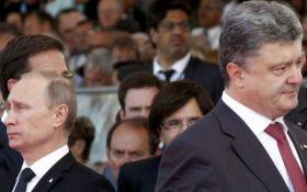 В России сообщили о тайном разговоре Порошенко и Путина, АП все отрицает