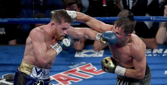 WBC дал добро нанезамедлительный повторный бой между Головкиным иАльваресом