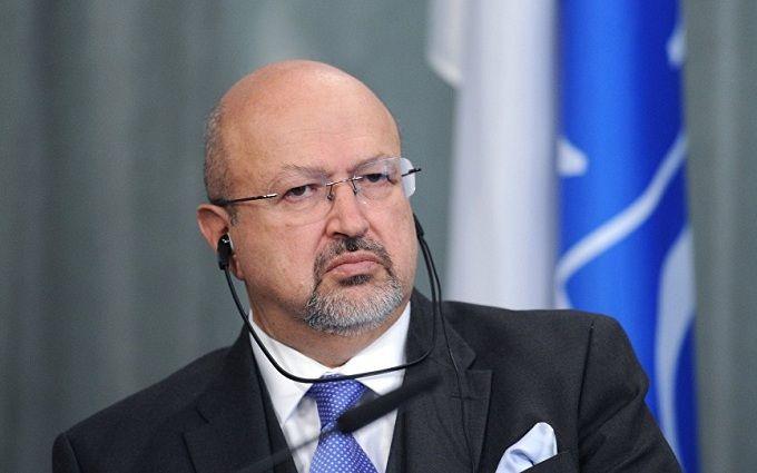 Генеральный секретарь ОБСЕ сократил визит в Российскую Федерацию из-за подрыва автомобиля СММ наДонбассе