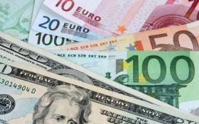Курси валют в Україні на п'ятницю, 20 квітня