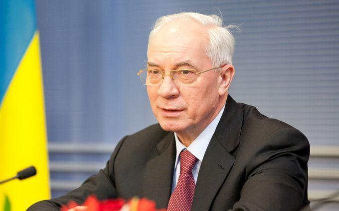 ГПУ повідомила про підозру Азарову за незаконне призначення Клюєва віце-прем'єром