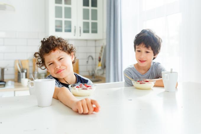 Как перевести ребенка на здоровое питание — 8 действенных способов (2)