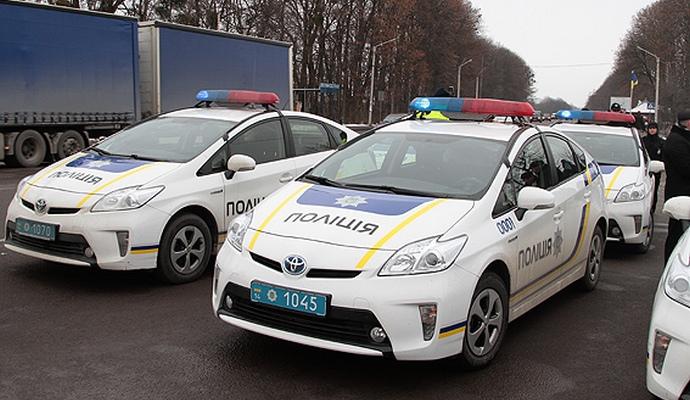 На Львовщине будут патрулировать наиболее опытные полицейские