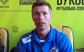 Гнатив признан лучшим тренером 2-го тура Второй лиги