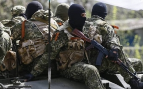 Танк з екіпажем: стало відомо про нові втрати бойовиків ДНР
