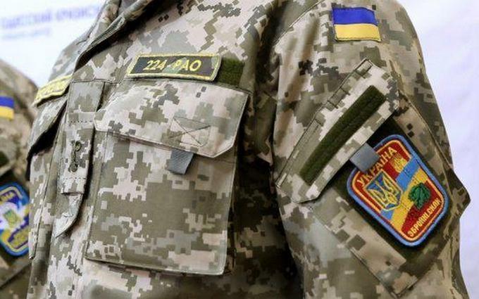 На Донбасі впіймали винуватця загибелі десяти українських солдатів