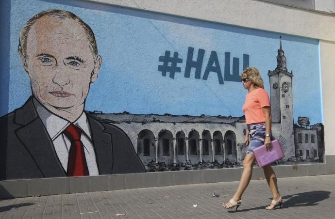"""У Кремля закінчуються ресурси, його остання """"перемога"""" виглядає плачевно - політолог Лілія Шевцова (2)"""