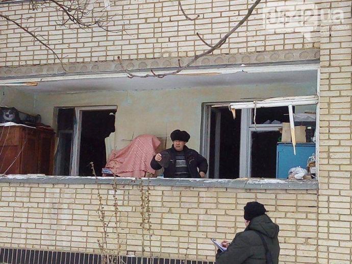Взрыв квартиры в Сумах: появились фото и видео (8)