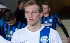 """Футболист """"Днепра"""" перешел в титулованный бельгийский клуб: опубликованы фото"""