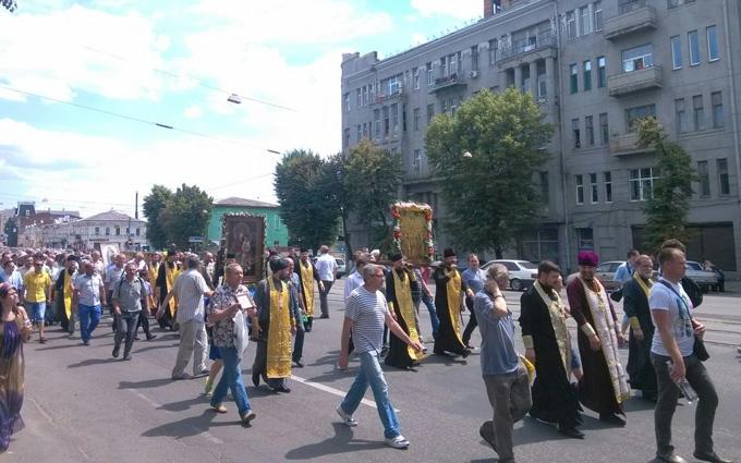 Хресна хода Московського патріархату: стало відомо про заходи безпеки