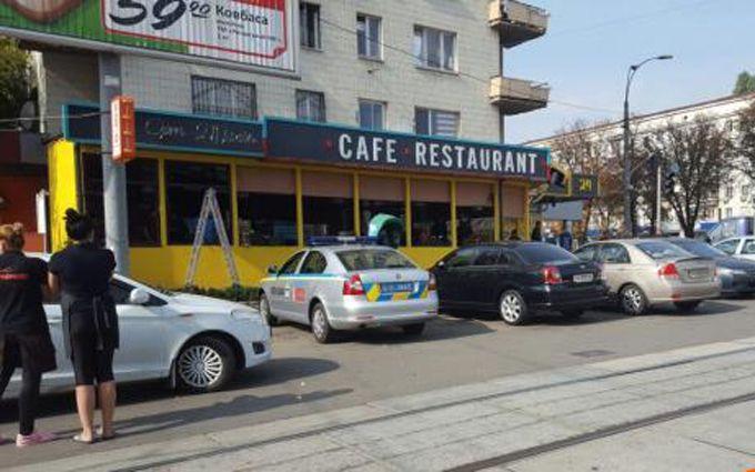 Стрілянина в центрі Києва: поліція розповіла про затримання і показала фото