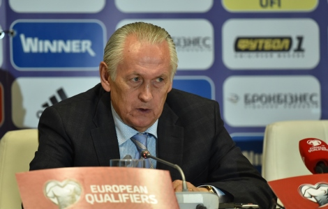 Фоменко поділився думками про можливих суперників України у стикових матчах Євро-2016