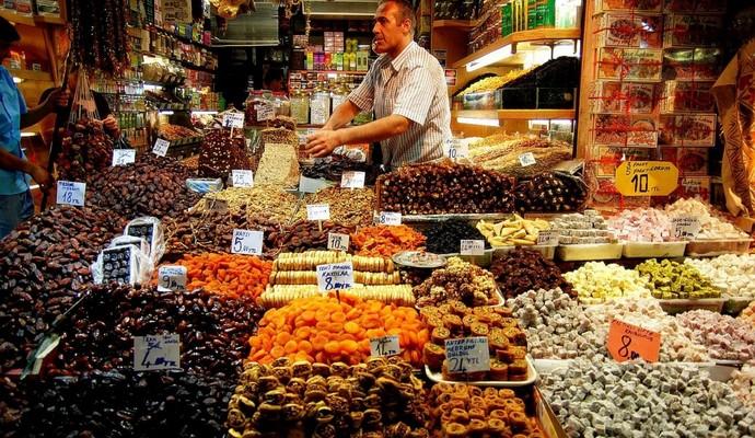 Экспорт турецких товаров в РФ сильно сократился