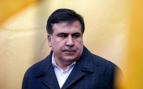 Саакашвили запретили въезд в Украину: появились подробности