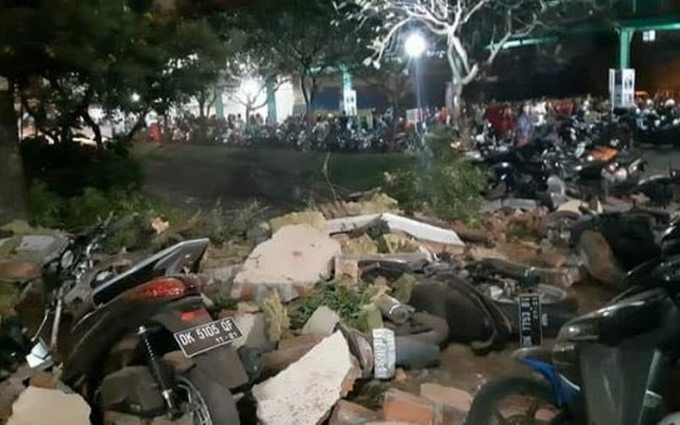 В Індонезії знову стався потужний землетрус, є загиблі: опубліковані моторошні відео