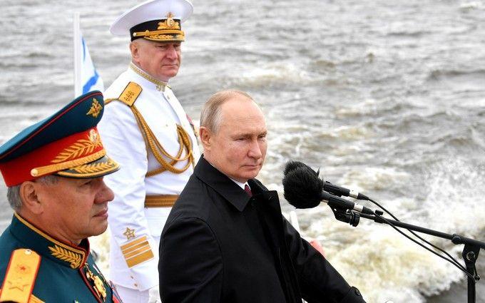 Путин угрожает военным ударом после инцидента вблизи Крыма