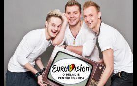 Участники Евровидения от Молдовы Sunstroke Project: выступление в Euroclub (відео)