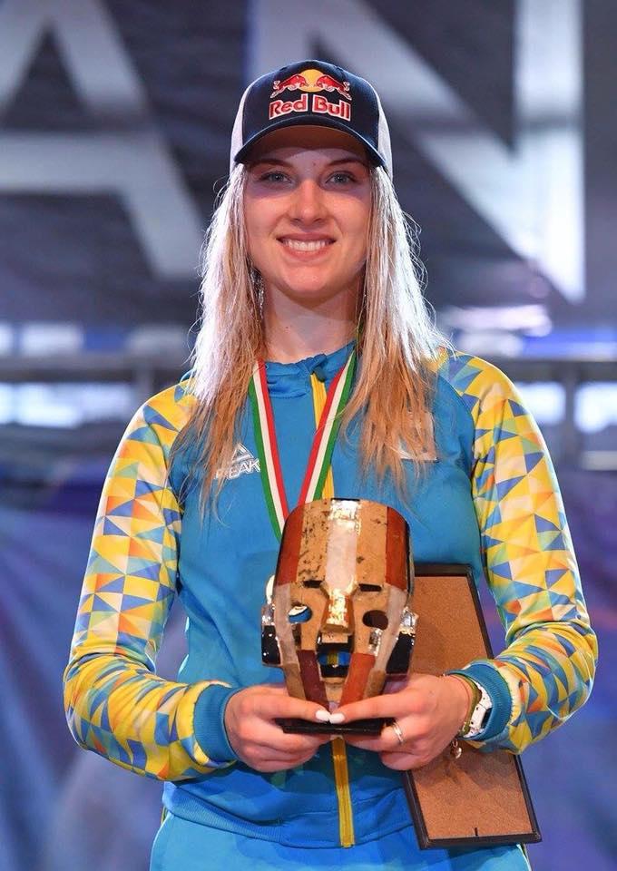 Украинская саблистка Ольга Харлан выиграла этап Кубка мира: видео финального боя (1)