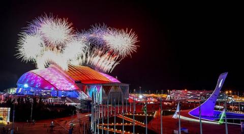 Церемония открытия Олимпиады-2014 (15 фото) (8)