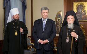 Реакція Росії на автокефалію України - частина війни Путіна: Порошенко виступив з важливою заявою