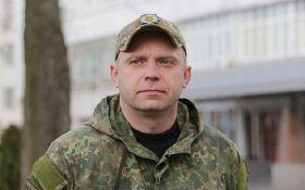 Полицейского, которого наградили после стычки с Парасюком, обвинили в сепаратизме: появилось видео