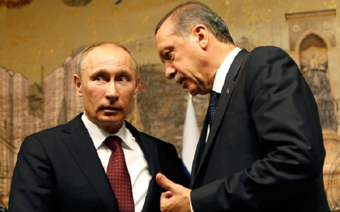 Лист Ердогана Путіну: Туреччина зробила нову гучну заяву