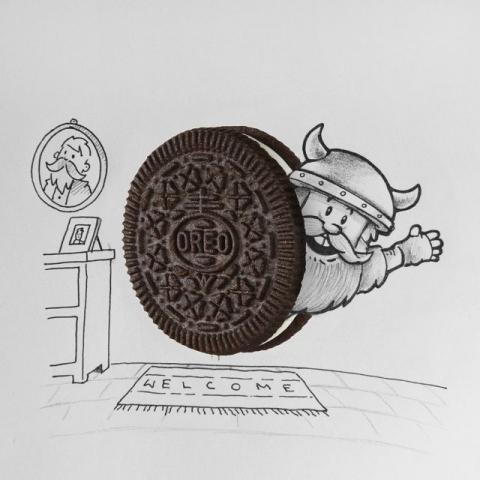 Оптимістичні і забавні малюнки (28 фото) (25)