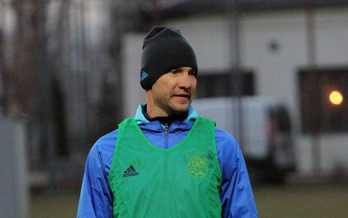 Шевченко рассказал о своей миссии в сборной Украины
