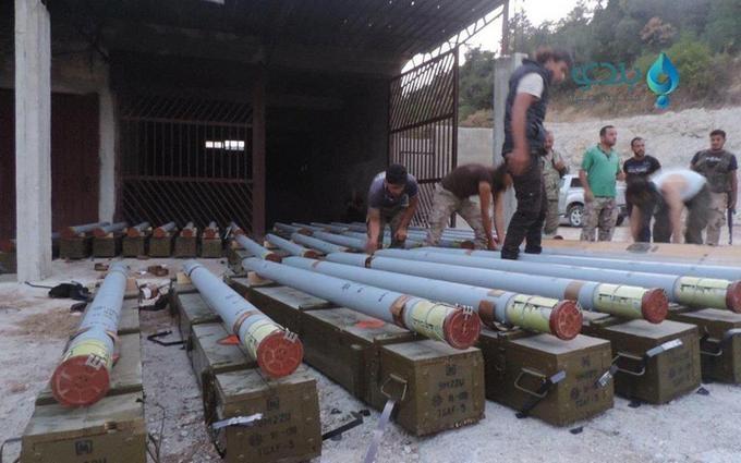 У Сирії зафіксували зброю, якою Росія воює і на Донбасі: з'явилися фото і відео